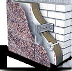 Вентилируемые фасады из гранита