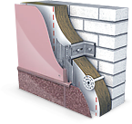 Вентилируемые фасады фиброцементных плит